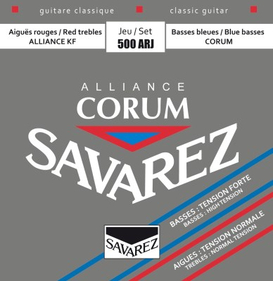 Savarez Corum Alliance 500 ARJ (mix)