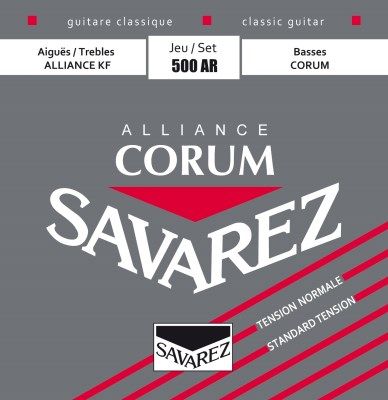 Savarez Corum Alliance 500 AR (normal)