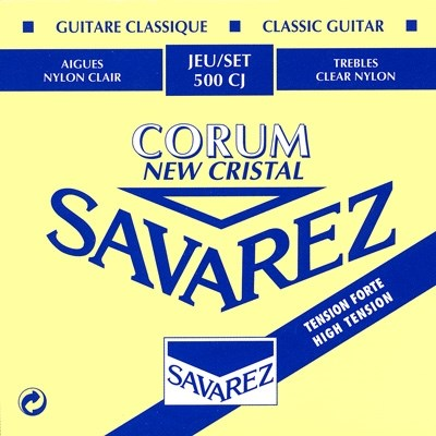 Savarez Corum New Cristal 500 CJ (tvrdé)