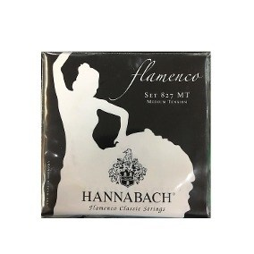 Hannabach Flamenco 827 MT (normal)